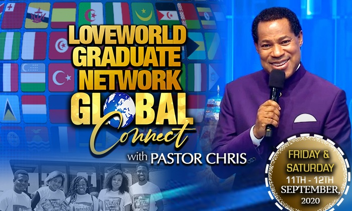 GLOBAL CONNECT WITH PASTOR CHRIS