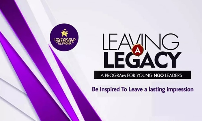 LEAVING A LEGACY CONFERENCE