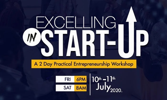 EXCELLING IN STARTUP CONFERENCE